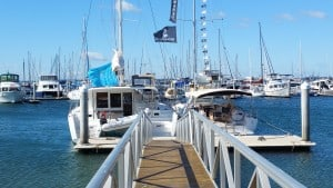 Yachtshare boats on display at MBTBC