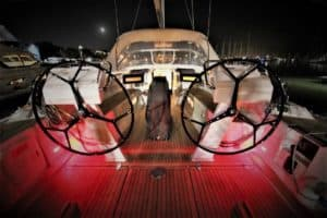 Reflection - Hanse 505